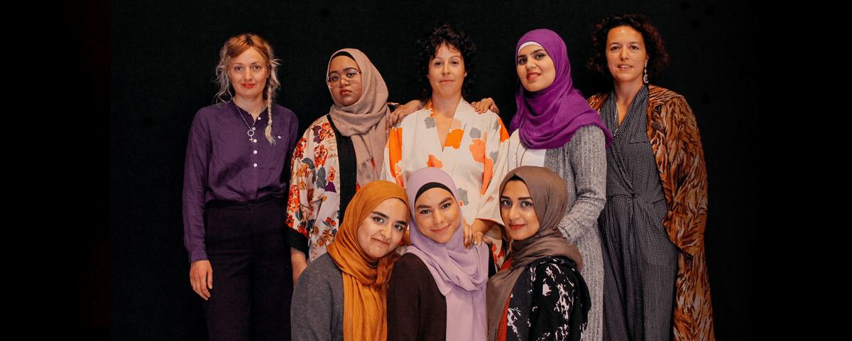 svenska hijabis